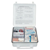 first aid kits: First Aid Only - 50 Person ANSI First Aid Kits, Weatherproof Plastic