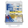 First Aid Safety First Aid Kits: First Aid Only - 25 Person ANSI Plus First Aid Kits, Weatherproof Plastic, Wall Mount