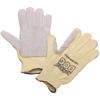 Gloves Leather Gloves: Honeywell - Junk Yard Dog Gloves, Men's, Yellow