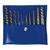 Irwin 10-pc Spiral Extractor and Drill Bit Combo Packs IRW 585-11117