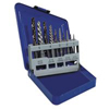 Irwin Spiral Flute Extractors and Cobalt Drill Bit Sets IRW 585-11119