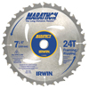 Cutting Tools Circular Saws: Irwin - Marathon Portable Corded Circular Saw Blades