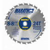 Irwin Marathon Miter and Table Saw Blades IRW 585-14050