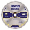 Irwin Marathon Miter and Table Saw Blades IRW 585-14084