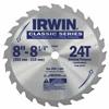 Cutting Tools Circular Saws: Irwin - Carbide-Tipped Circular Saw Blades