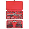 Irwin Machine Screwith Fractional Tap & Die Super Sets IRW 585-24606