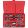 Irwin High Carbon Steel 24-Piece Tap & Hexagon Die Sets IRW 585-24614