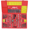 Irwin 117-Piece Fractional/Metric Tap, Die and Drill Bit Deluxe Set IRW 585-26377