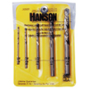 Irwin - Left-Hand Mechanics Length Cobalt HSS Drill Bit Sets