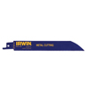 Irwin Metal Cutting Reciprocating Saw Blades IRW 585-372624P5
