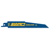 Irwin Demolition Reciprocating Blades, 9 In X 0.863 In, 10 Tpi, 50/Pk IRW 585-372960BB