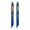 Irwin Metal & Wood Cutting Reciprocating Saw Blades IRW 585-372810