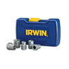 Irwin 5-Pc Bolt-Grip&Trade; Base Set IRW 585-394001