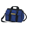 Irwin Pro Soft Side Tool Organizers, 24 Compartments, Blue/Black, Fabric IRW 585-420-003