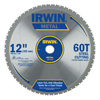 Irwin Metal Cutting Blades, 12 In, 60 Teeth IRW 585-4935558