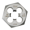 Irwin High Carbon Steel Metric Hexagon Dies IRW 585-8565