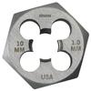 Ring Panel Link Filters Economy: Irwin - High Carbon Steel Metric Hexagon Dies