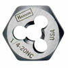 Ring Panel Link Filters Economy: Irwin - High Carbon Steel Re-Threading Fractional Hexagon Dies