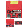 Irwin Machine Screwith Fractional Tap & Die Combination Sets IRW585-97606