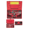 Irwin 64-Piece Machine Screwith Fractional Sizes Tap & Die Combination Sets IRW 585-98614