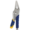 Irwin Vise-Grip® Fast Release Long Nose Locking Pliers With Wire Cutter IRW 586-15T