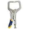 Irwin Vise-Grip® Fast Release Locking C-Clamps With Regular Tips IRW 586-17T