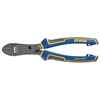 Irwin Vise-Grip® Max Leverage Diagonal Cutting Pliers, 8 In, Blue IRW 586-1902413