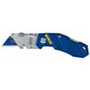 cutting tools: Irwin - Knife Folding Lock Back