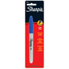 Marking Tools: Sanford - Fine Point Permanent Markers, Blue, Fine