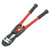 Cooper Hand Tools H.K. Porter Power Link Center Cut Bolt Cutter, 18, 1/2 Soft; 3/8 Hard Cutting Capacity ORS 590-0090MCD
