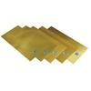 Precision Brand Brass Shim Flat Sheets PRB 605-17510