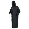 River City Classic Plus Rainwear, Large, PVC/Polyester, Black RVC 611-FR267CL