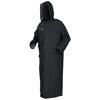 River City Classic Plus Series Rider Coat, Medium, PVC/Polyester, Black RVC 611-FR267CM