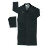 River City Classic Plus Series Rider Coat, 3X-Large, PVC/Polyester, Black RVC 611-FR267CX3