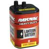 Rayovac Lantern Batteries, Heavy Duty, 6V, 1 Per Pack RYV 620-945R4