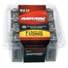 Rayovac Ultra Pro Alkaline Reclosable Batteries, 9 V, 12 Per Pack RYV 620-AL9V-12