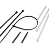 Gardner Bender Heavy-Duty Cable Ties W/Doublelock, 120Lb Tensile Strength, 8, UV Black,100/Bag GAB 623-46-408UVB