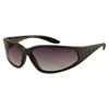 Smith & Wesson 38 Special Safety Eyewear, Clear Polycarb Anti-Scratch Lenses, Black Nylon Frame SMW 138-19856