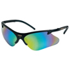 Smith & Wesson Code 4 Safety Eyewear, Smoke Polycarbon Anti-Scratch Lenses, Black Nylon Frame SMW 138-19836