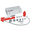 IV Supplies Pump Sets: Ridgid - Hydraulic Knockout Sets
