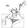 Ridgid 450 Tristand Chain Vise Jaws RDG 632-41020