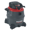 Vacuums: Ridgid - Red Wet/Dry Vac Model 1620Rv With Detachable Blower, 16 Gal, 6.5 HP