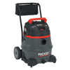 Vacuums: Ridgid - Red Wet/Dry Vac Model 1400Rv With Cart, 14 Gal, 6 HP