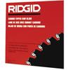 Cutting Tools Circular Saws: Ridgid - Carbide-Tipped Circular Saw Blades