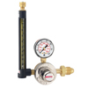 Smith Equipment Medium-Duty Flowmeter Regulators, Argon/Co2, Cga 580, 3,000 PSIg Inlet ORS 635-32-80-580