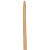 Rubbermaid Commercial Tapered Wood Broom Handle, Sanded RCP 6362
