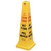 Rubbermaid Commercial Safety Cones RBC 640-6277-YEL