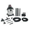 Vacuums: Shop-Vac - Industrial Single-Stage Wet/Dry Vacuums, 10 Gal