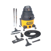 Vacuums: Shop-Vac - Industrial Super Quiet Wet/Dry Vacuums, 8 Gal, 6 1/2 HP