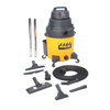 Vacuums: Shop-Vac - Industrial Super Quiet Wet/Dry Vacuums, 10 Gal, 6 1/2 HP